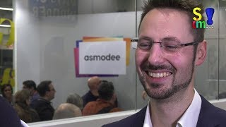 ASMODEE im Interview - Robin de Cleur - Spielwarenmesse Nürnberg