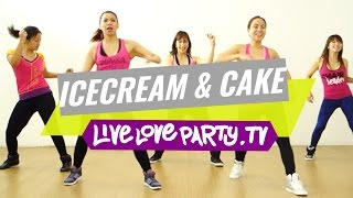 Ice Cream and Cake by LIVELOVEPARTY.TV