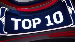 NBA Top 10 Plays of the Night   April 23, 2019
