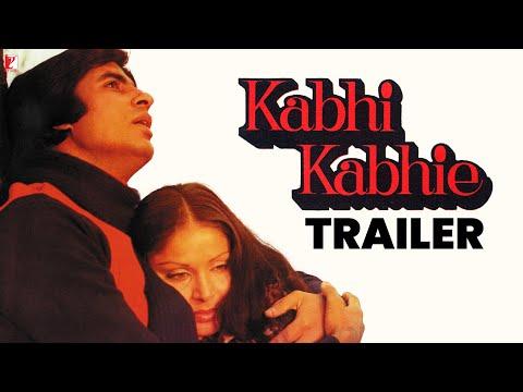 Kabhi Kabhie | Official Trailer | Amitabh Bachchan | Rakhee