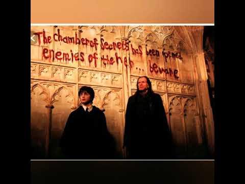 Гарри Поттер и Джинни Уизли песня-на стене в твоём подъезде