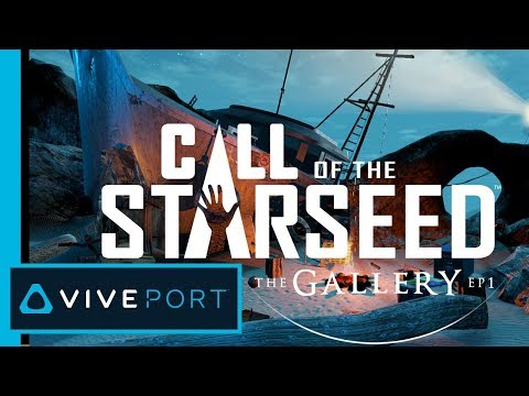 The Gallery: Episode 1 - Call of the Starseed HTC Vive Trailer thumbnail