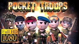 Pocket Troops Game Review 1080P Official Heyworks IncStrategy