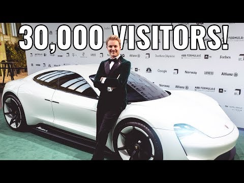 THESE TECHNOLOGIES WILL CHANGE OUR WORLD | NICO ROSBERG | GREENTECH FESTIVAL