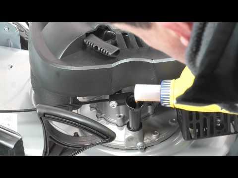 STAHLMANN ® Benzin Rasenmäher HG480 Schnittbreite: 46 cm mit Radantrieb