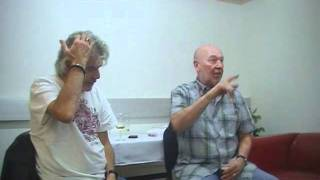 Interview with Nazareth (Dan McCafferty & Pete Agnew)