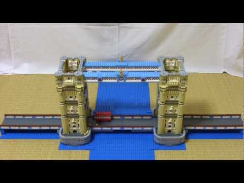 Vidéo LEGO Creator 10214 : Le Tower Bridge