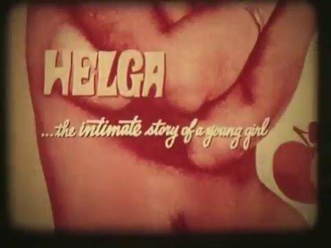 16mm film 4 Vintage Movie trailers HELGA1967 Classic Sex Ed Documentary German