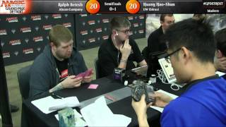 Grand Prix Detroit 2016 Semifinals