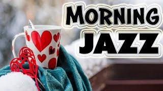 Awakening Morning JAZZ - Cozy Instrumental Jazz & Bossa Nova for Great Winter Mood