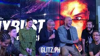 """Erik Matti, Anne Curtis on """"BUYBUST"""" Movie Finally Opening in Philippine Cinemas"""