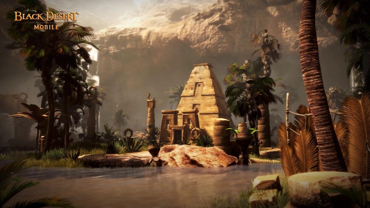 Blacki Desert Mobile annuncia l'arrivo dell'espansione Grand Desert