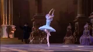 Sleeping Beauty Bluebird pdd Florine variation - 13 ballerinas for comparison