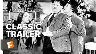 Hollywood Party (1934) Official Trailer - Stan Laurel, Oliver Hardy Comedy Movie HD