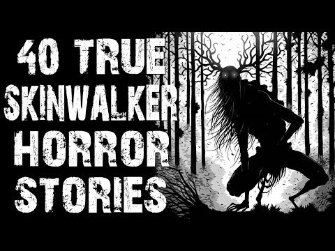 10 Scary Skinwalker Horror Stories (Compilation) - JUST CREEPY