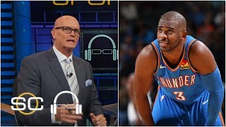 Chris Paul's delay-of-game alert to refs was a bad beat to some | SC with SVP
