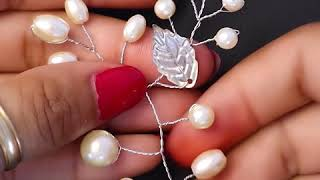 10 Fashion Hair Accessories For Different Hairstyles ! Latest Stylish Jewelry