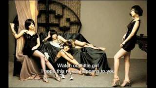Brown Eyed Girls - Candy Man Eng Sub