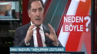 Kamu Başdenetçisi Şeref Malkoç TRT HABER'in Konuğu Oldu