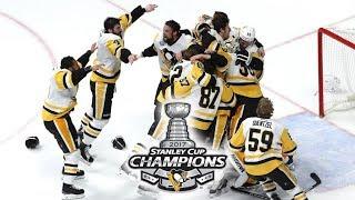 Pittsburgh Penguins Top Ten playoff goals 2017