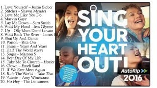 VA – Sing Your Heart Out Album 2016