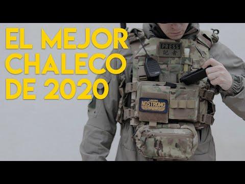 CUÁL ES EL MEJOR CHALECO PARA 2020? | Capsule Airsoft España