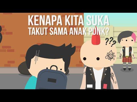 Kenapa Kita Suka Takut Sama Anak Punk? (ft. Ayo Mikir)