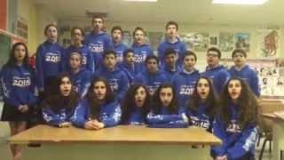 Armenian Genocide Centennial March for Justice - Chamlian Armenian School 0767