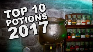 Higgypop's Top 10 Potions Of 2017