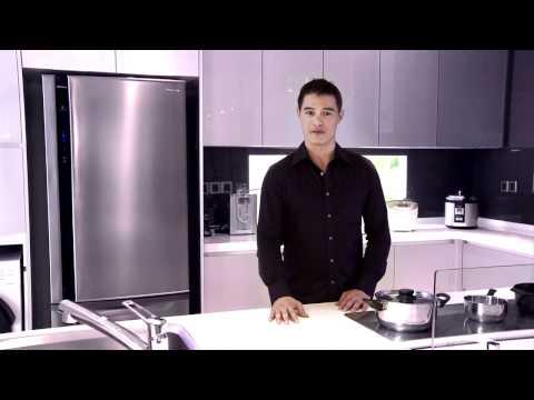 Panasonic Econavi Inverter Refrigerator - Eco Tech Technology Part 2