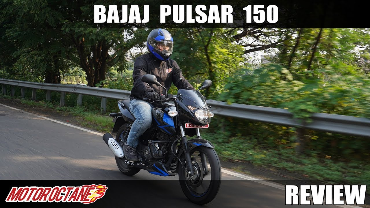 Motoroctane Youtube Video - 2019 Bajaj Pulsar 150 Review | Hindi | MotorOctane