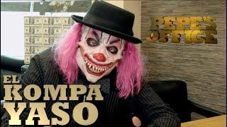 EL KOMPA YASO SE DEJA IR EN LA OFICINA - Pepe's Office