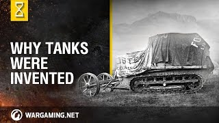 World of Tanks: What is a tank? History of tanks