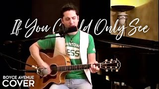 Tonic - If You Could Only See (Boyce Avenue acoustic