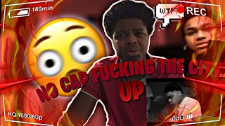 NoCap - Drown In My Stryofoam [Official Music Video] REACTION!!