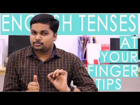 Learn English Tenses with this technique