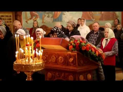 Престольный праздник в храме в честь мученика Виктора Дамасского