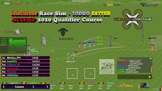 Velocidrone Easter Race MultiGP 2020 Qualifier SODRO Finals