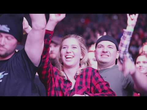 "Thank You - 2018 Tour Wrap-up - EMBER - ""Dark Of You"" - Breaking Benjamin"