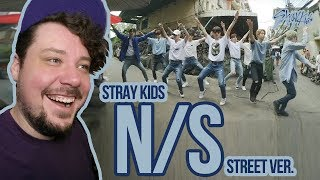 """Mikey Reacts To Stray Kids """"극과 극(NS)"""" Video (Street Ver.)"""