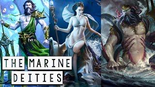 Top 10 Marine Deities of Greek Mythology - Mythological Curiosities - See U in History