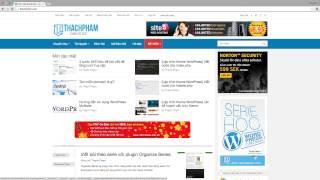 [Lập trình Theme WordPress - 01] Chuẩn bị