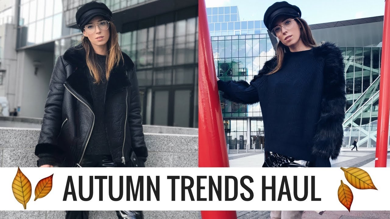 AUTUMN TRENDS HAUL WITH H&M #AD | CIARA O DOHERTY