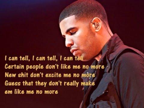 Drake- Trust Issues (lyrics)