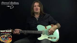 Eternal Guitars & Hot Rod Pickups Custom T-Type