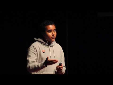 Restoring Youth Civic Engagement | Noah Tesfaye | TEDxLAHS