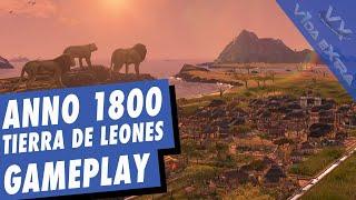 ANNO 1800 - Primeras horas EN EXCLUSIVA con Tierra de Leones, su nuevo DLC