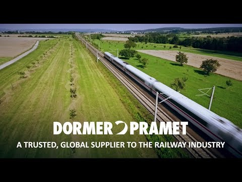 Dormer Pramet - Keeping rail operators on track