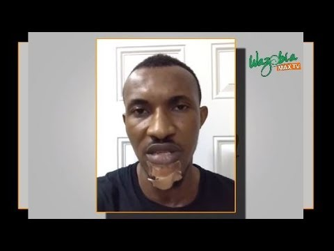 Police Brutality On Nigerian Actor, Gideon Okeke - Hello Nigeria