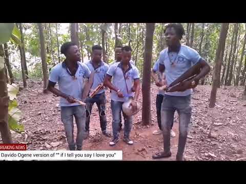 IGBO CULTURAL MUSIC :Davido Ogene version of